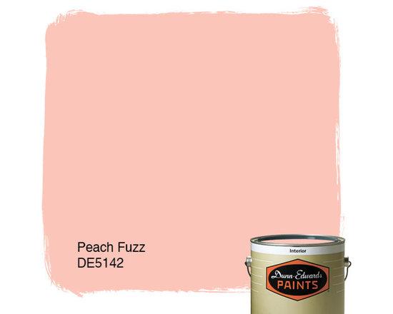 Dunn-Edwards Paints Peach Fuzz DE5142 -
