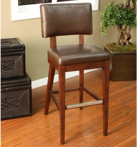 Milton Counter Height Stool - Set of 2 contemporary-bar-stools-and-counter-stools