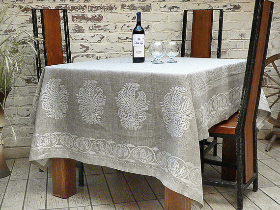 Find great deals on eBay for grey linen tablecloths. Shop with confidence.