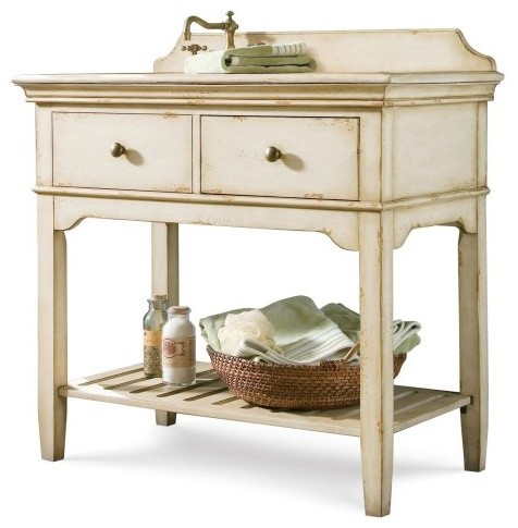 Cole + Co. Yorkshire 40-in. Single Bathroom Vanity Set traditional bathroom vanities and sink consoles