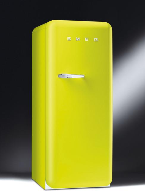 FAB28U 50's Retro Style Fridge eclectic-refrigerators