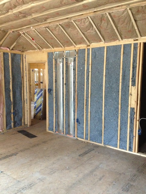 Quiet Batt Soundproofing Insulation Dc Metro By
