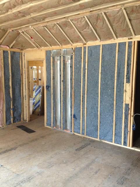 Quiet Batt Soundproofing Insulation : Quiet batt soundproofing insulation dc metro by