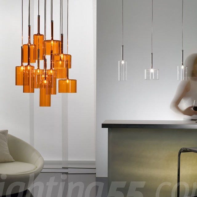 Axo - Spillray 12 suspension light modern chandeliers