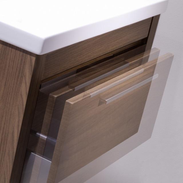 Macral KATO 27 5/8 inches: bathroom vanity contemporary