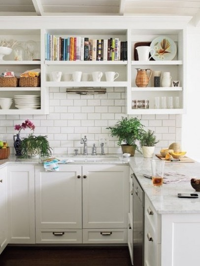 Georgetown Rowhouse traditional-kitchen