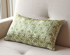 Tazi Pillow Cover | west elm contemporary pillows