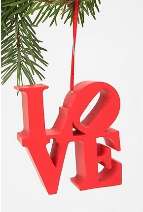 Modern Holiday Decorations by Urban Outfitters