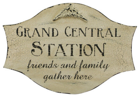 Grand Central Station Family And Friends Gather Here