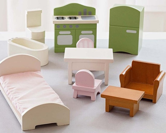 Dollhouse Furniture Starter Set -
