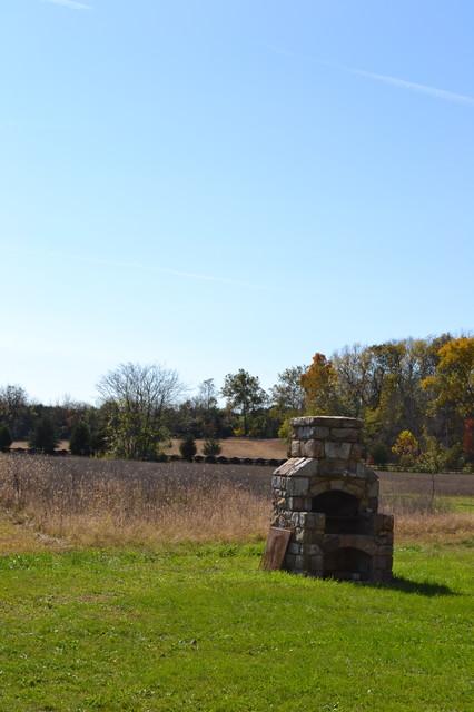 Afton Virginia Cabin eclectic-exterior