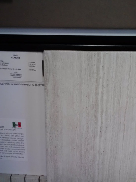 Original Kitchen Tile Selection - Barry Pierrat, Cascade - Flooring America
