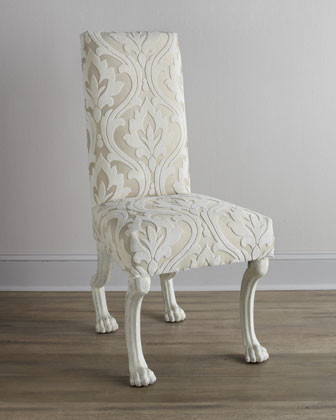 "Florence de Dampierre ""Halimeda"" Chair traditional-dining-chairs"