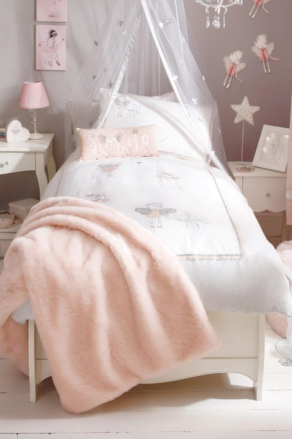 Amy fairy bed set modern children 39 s bedding by next for Fairytale beds