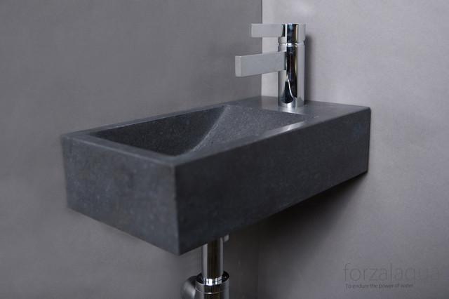 Unique Natural Stone Basin bathroom-sinks