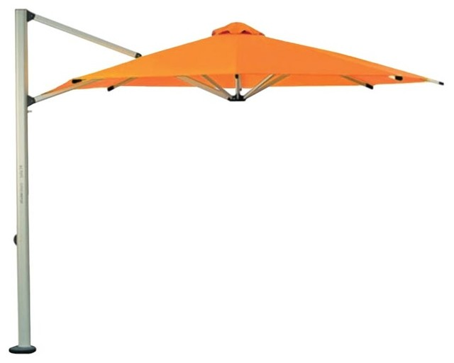 Modern Outdoor In Ground Umbrella Mount Kit