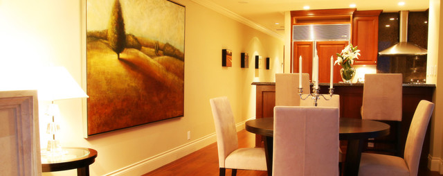 Vancouver Home Staging Services, House Staging | Revamp contemporary-dining-room