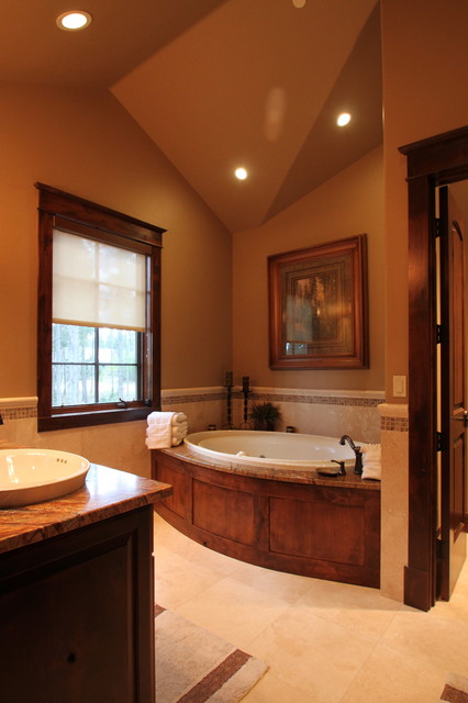1296 Ski Hill Road traditional-bathroom