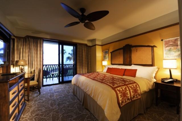 Disney's Aulani Resort tropical