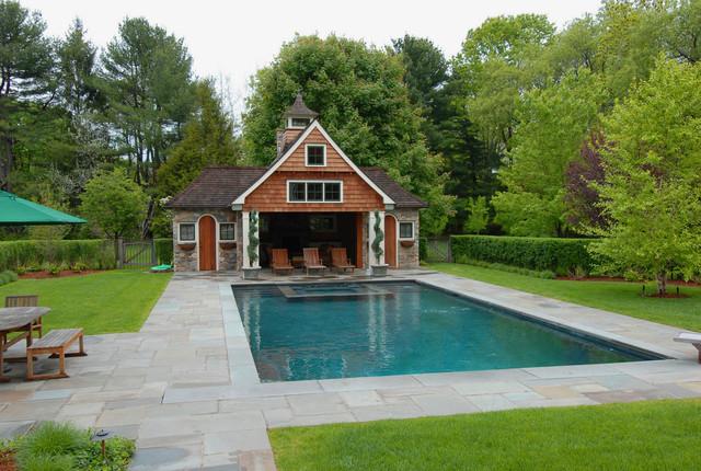 Tallman Segerson Portfolio traditional-pool