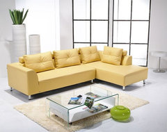 Exclusive Italian Leather Living Room Furniture modern sectional sofas