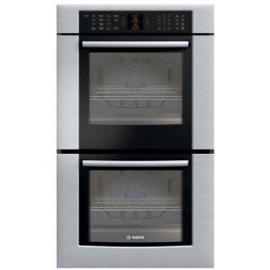 "Bosch : HBL8650UC 30"" Double Wall Oven modern-ovens"