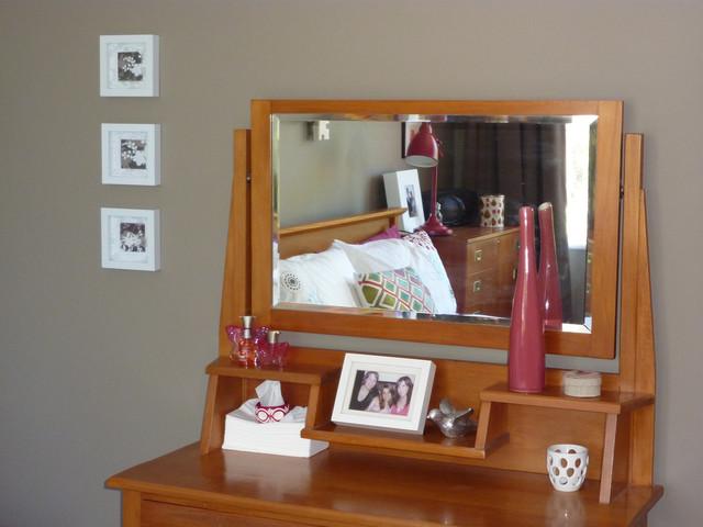 Bedroom eclectic