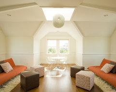 Living Room contemporary-family-room