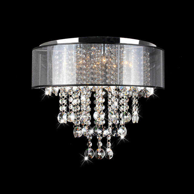 Bath lighting overstock room ornament for Contemporary bathroom chandeliers