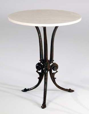 Satyr Table by Barry Dixon mediterranean-side-tables-and-end-tables