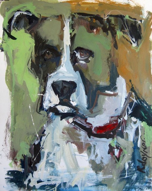 Pet Portraits by Robert Joyner Fine Art contemporary artwork