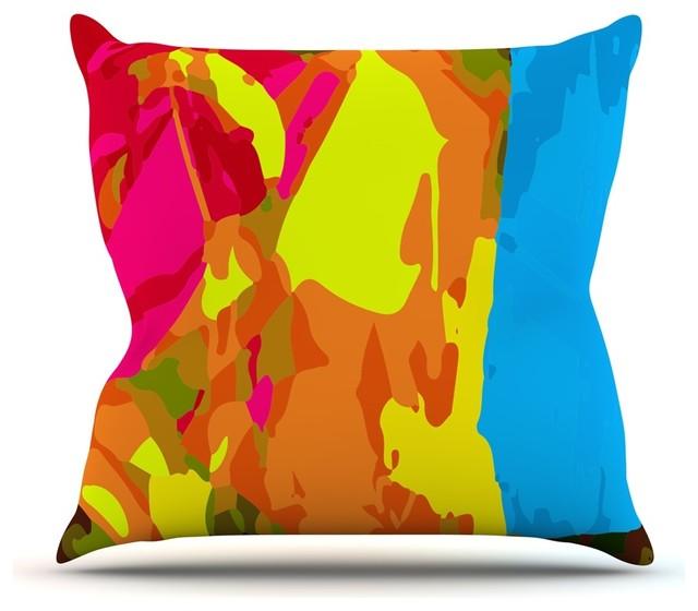 Throw Pillows 26 X 26 : Matthias Hennig