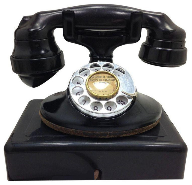 1930s WE 202 Rotary Dial Phone with Bell Modular - $499 Est. Retail - $399 on Ch - Traditional ...