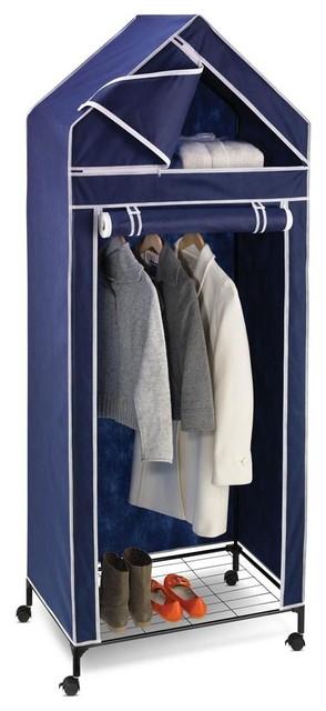 """30"""" Portable Storage Closet contemporary-closet-storage"""