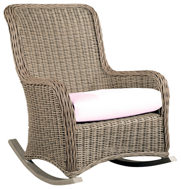 Outdoor wicker rocking chair - All Products Outdoor Outdoor Furniture Outdoor Chairs