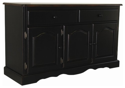 Sunset Selections Buffet modern-buffets-and-sideboards