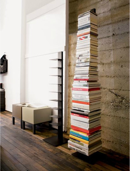 Sapien Bookcase - Short modern-bookcases