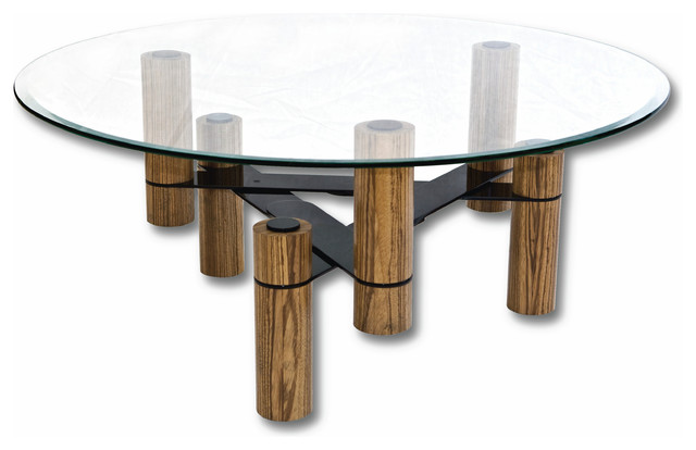 Quantum Mystique Coffee Table contemporary-coffee-tables