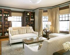 AbbeyK, Inc. traditional-living-room