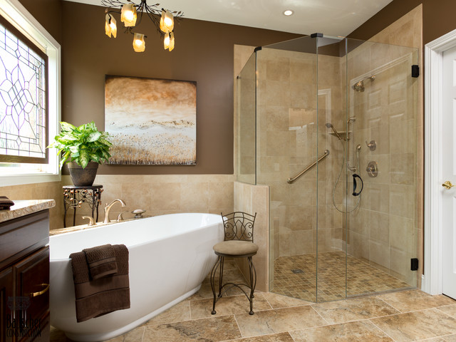 Classic Bathrooms Traditional Cincinnati By BAUSCHER