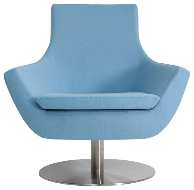 Rebecca Stylish Swivel Armchair by sohoConcept contemporary-armchairs-and-accent-chairs