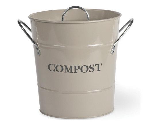 Kitchen Compost Bucket -