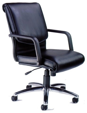 Mercado Alliance Mid-Back Office Chair with Arms modern-home-office-accessories