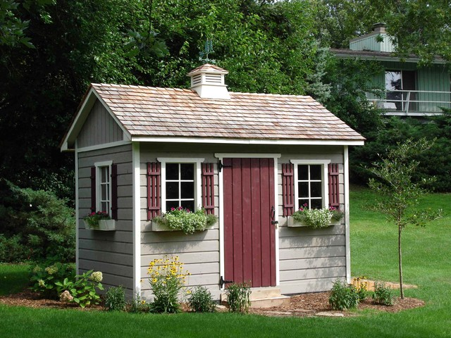 Whats in Your Garden Shed My Old House Online