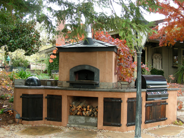 plans wood fired pizza oven