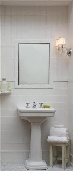 Simple Solutions bathroom