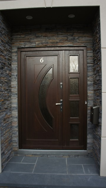 Project : Door Jobs front-doors