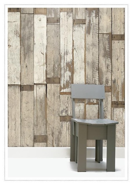 Scrapwood Wallpaper-02 - Piet Hein Eek eclectic wallpaper