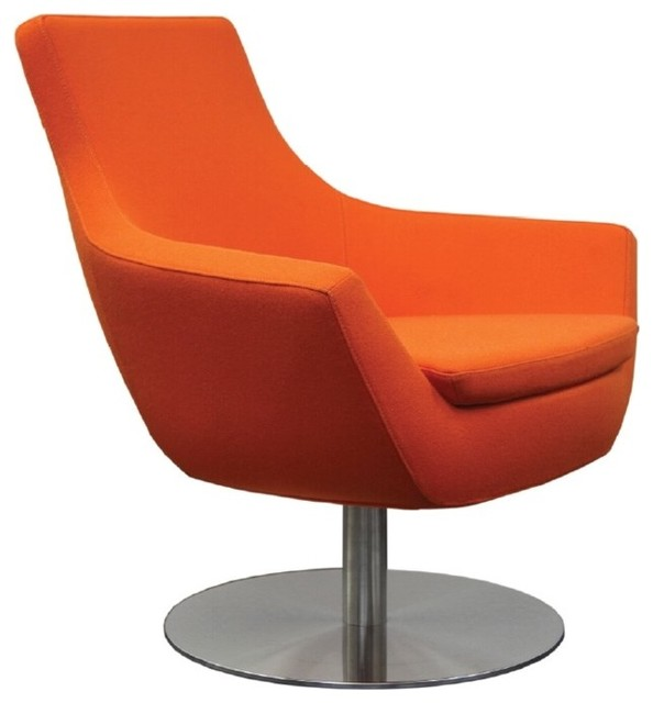 Rebecca Stylish Swivel Armchair By Sohoconcept