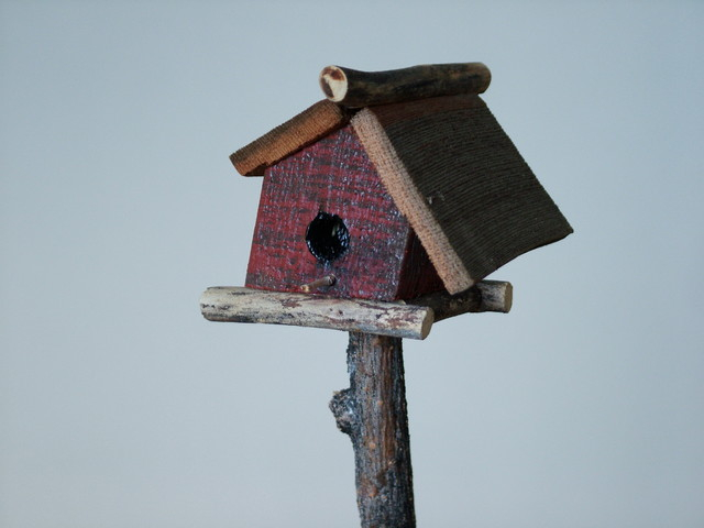 crooked creations eclectic birdhouses